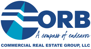 ORB Commercial Real Estate Logo